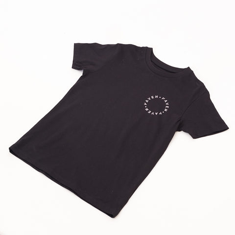 H A V E И - Antwerp Surf Club Tee - Black