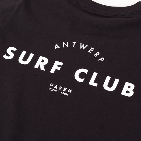 Antwerp Surf Club (kids) - Black