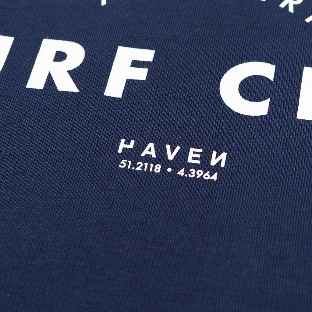 Antwerp Surf Club Sweat (Kids) - Navy