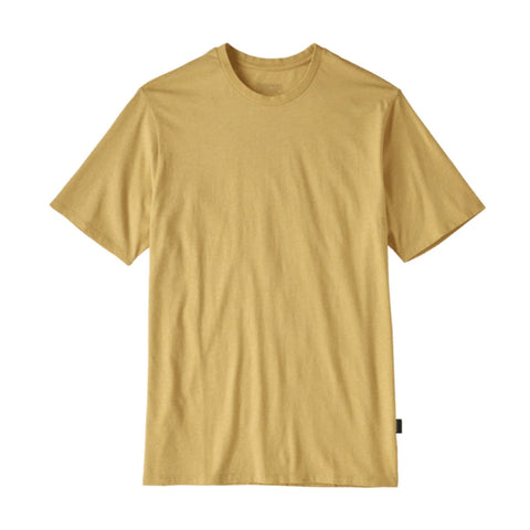 Patagonia - M's Road to Regenerative Lightweight Tee - Surfboard Yellow