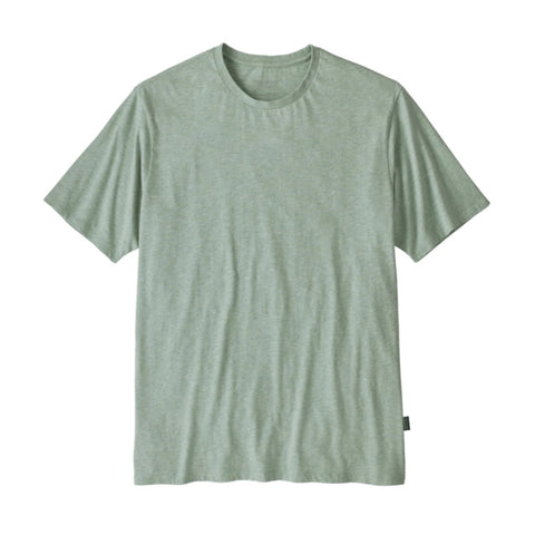 Patagonia - M's Road to Regenerative Lightweight Tee - Gypsum Green