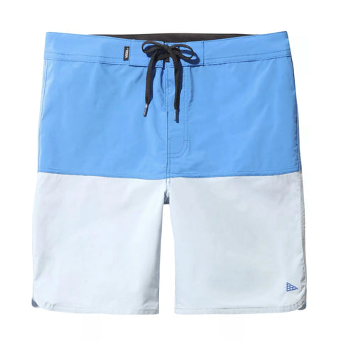 Vans - Pilgrim Surf + Supply Boardshorts - Blue Fog/Palace Blue