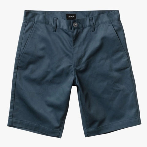 RVCA - Weekend Stretch Shorts - Midnight