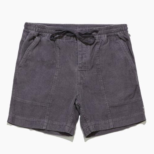 TCSS - All Day Cord Short - Grape