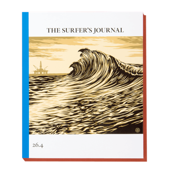 The Surfer's Journal - Issue #26.4