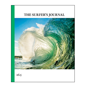 The Surfer's Journal - Issue #26.5