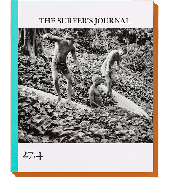 Copy of The Surfer's Journal - Issue #27.4