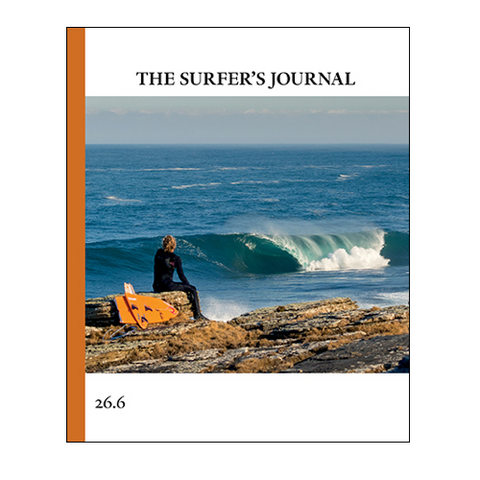 The Surfer's Journal - Issue #26.6