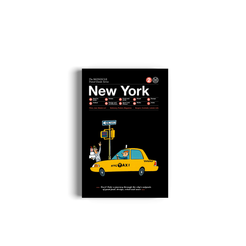 Gestalten - The Monocle Travel Guide Series - New York