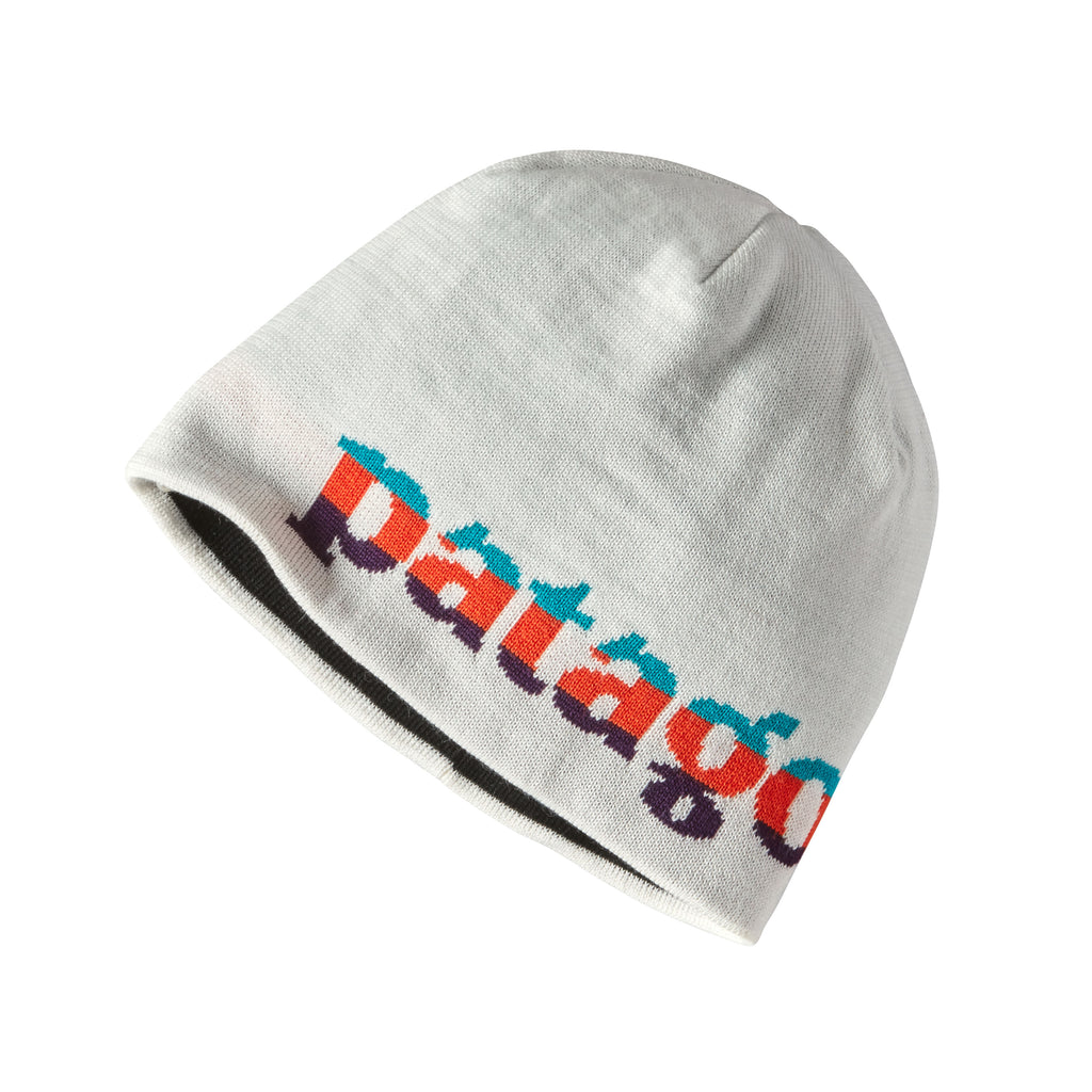 Patagonia Beanie Hat - Birch White