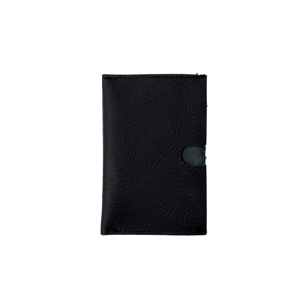 Salty Sugar - Fishy Card Holder - Black/OffWhite