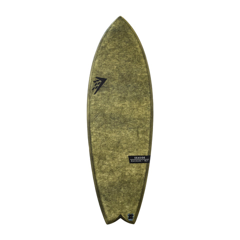 "Firewire - Seaside 5'9"" Woolight Green - FCS 2"