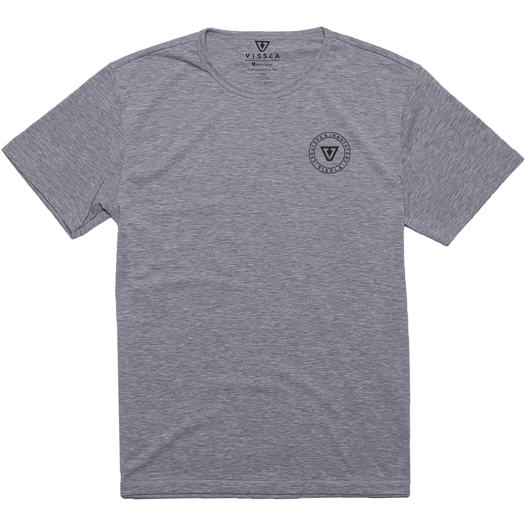 North Seas SS Dri Release - Grey Heather
