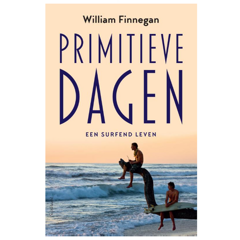 Prometheus - Primitieve Dagen (William Finnegan)