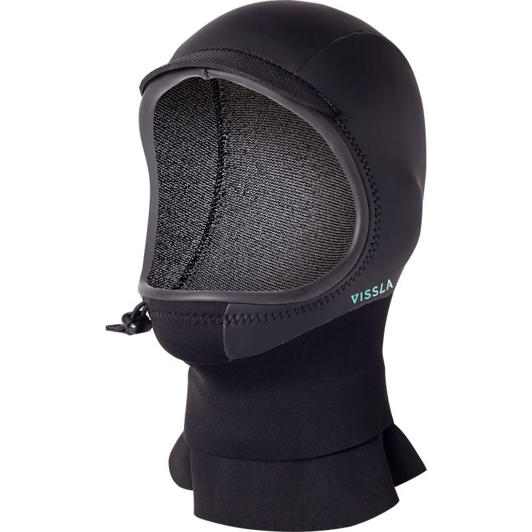 Vissla - North Seas 3mm Hood - Black