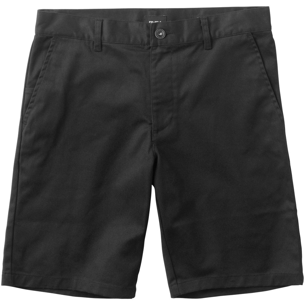 RVCA - Weekend Stretch Shorts - Black
