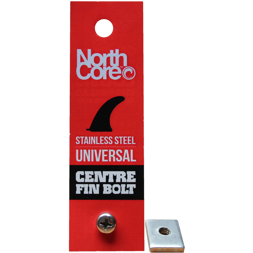 Northcore - Fin Bolt - Cross Head Screw & Plate