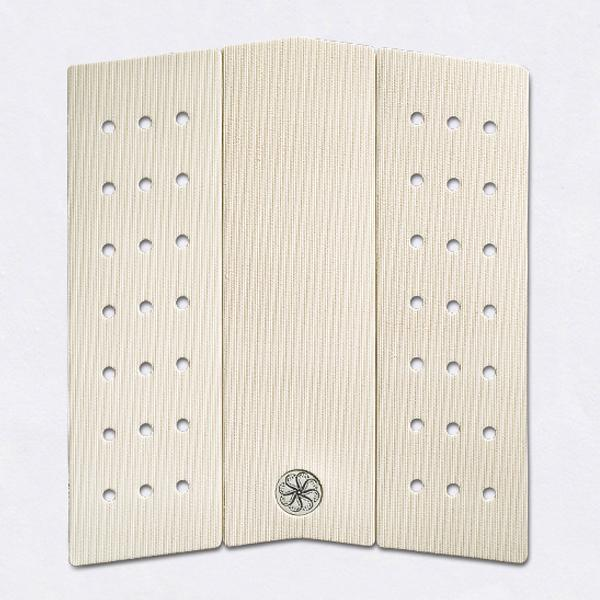 Octopus - Front Deck II Corduroy Grip - Cream
