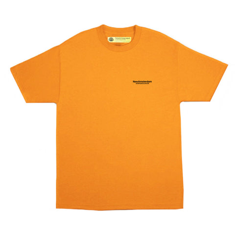 New Amsterdam Surf Association - Water Tee - Orange