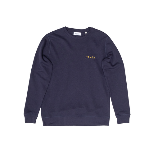 H A V E И - Northsea Sweat (Kids) - Navy