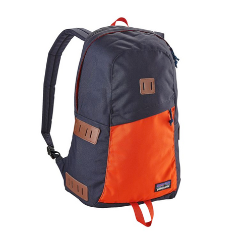 Patagonia - Ironwood Backpack 20L  - Navy Blue w/Paintbrush Red