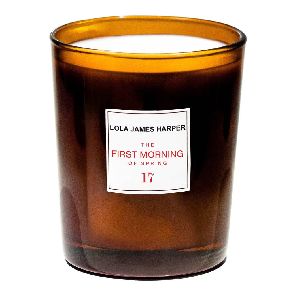 Lola James Harper - Candle #17 - The First Morning of Spring