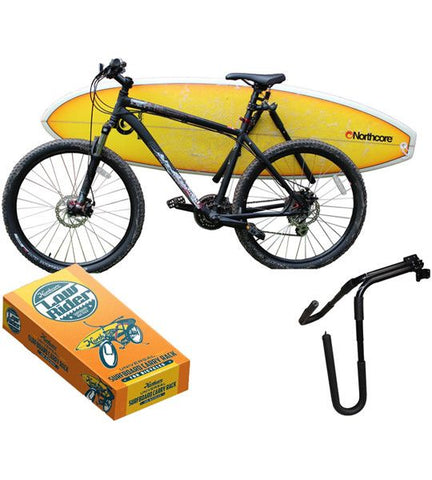 "Northcore ""Lowrider"" Bicycle Surfboard Carry Rack"