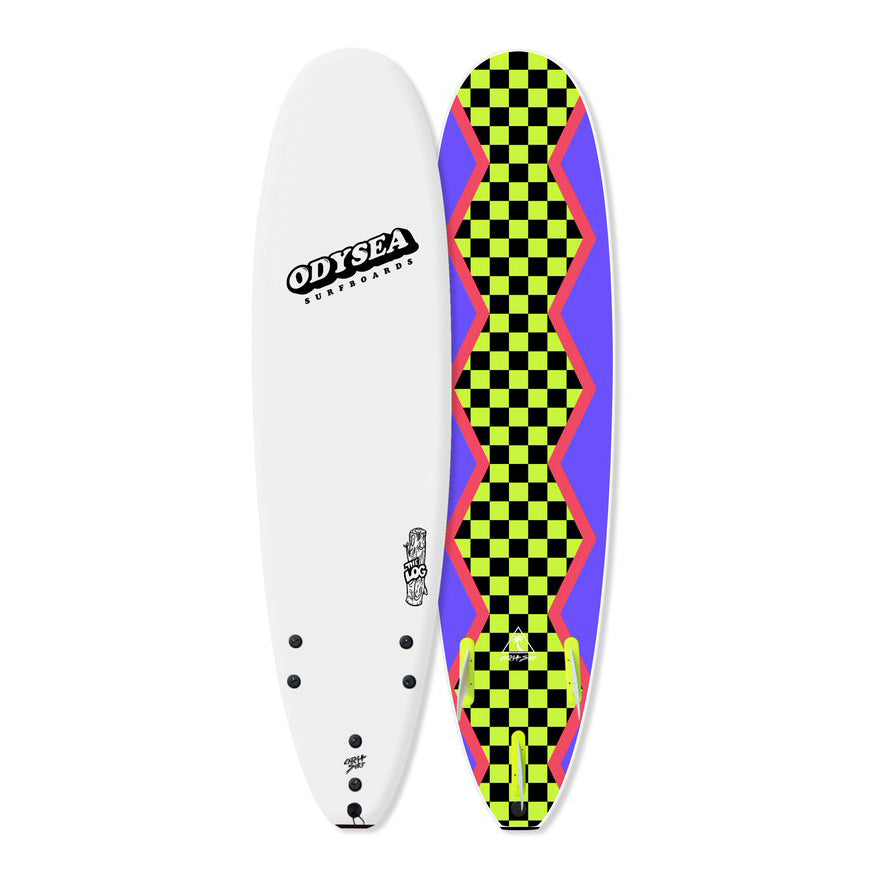 "Odysea LOG 8'0"" - White"