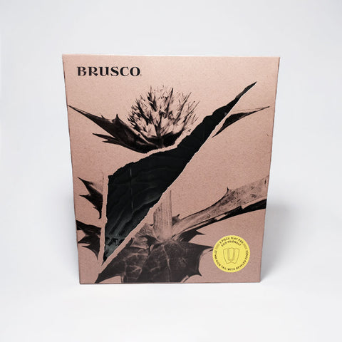 Brusco - Tailpad N° 3 - Black