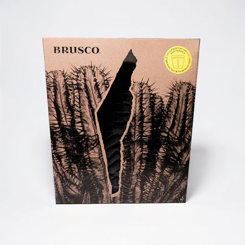 Brusco - Tailpad N° 4 - Black