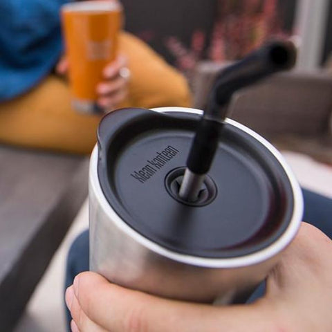 Klean Kanteen - 3 Piece Straw Lid Set (for pints and tumblers)