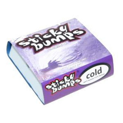 Sticky Bumps - Surf Wax Cold (15° and below)
