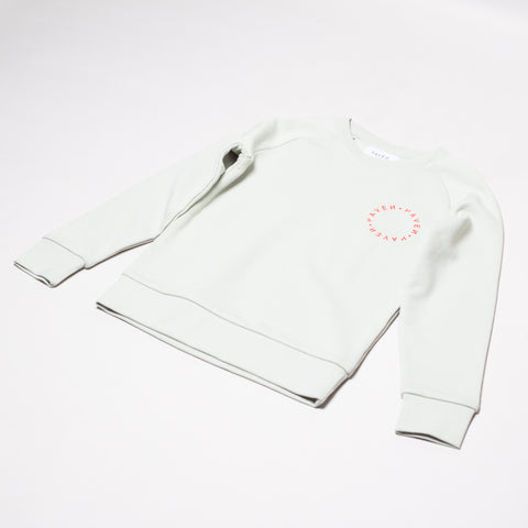 Antwerp Surf Club Sweat (Kids) - Opaline