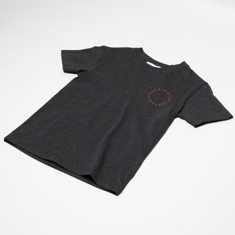 Antwerp Surf Club Tee - dark heather grey
