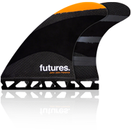 JJF Tech Flex Medium - Black/Orange