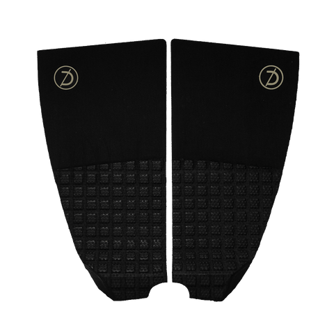 DEFLOW - 2 Piece Pad - Black