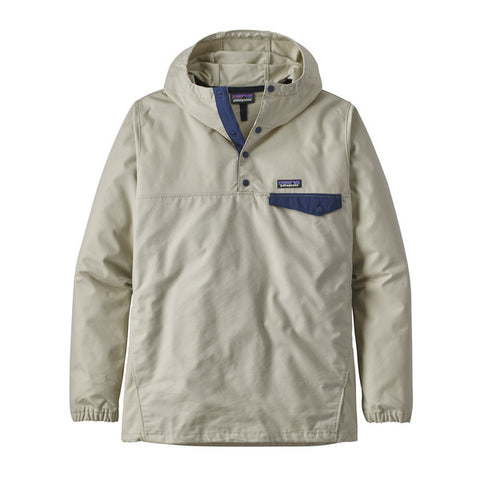 Patagonia - M's Maple Grove Snap-T P/O - Pelican