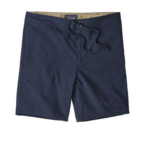 Patagonia - M's Stretch All Wear Hybrid Shorts - 18 in. - Navy Blue