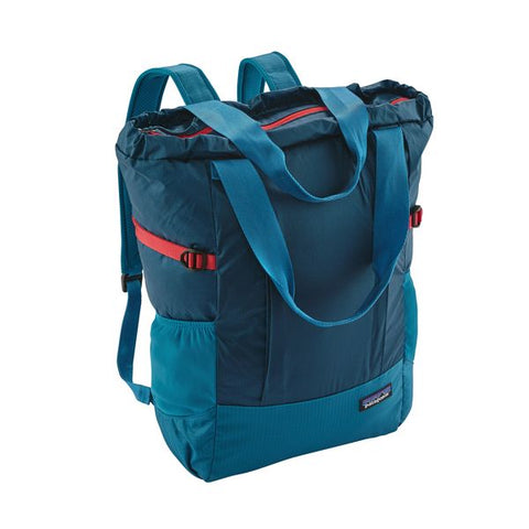 Patagonia - LW Travel Tote Pack - Big Sur Blue
