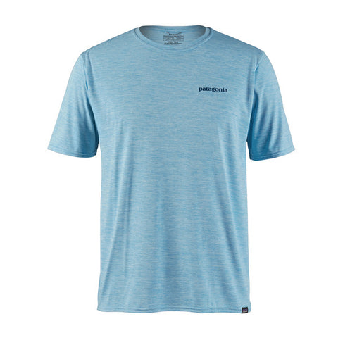 Patagonia - M's Cap Cool Daily Graphic Shirt - Breaker Blue