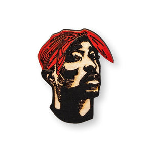 2Pac Pin Brooch Yes Please!