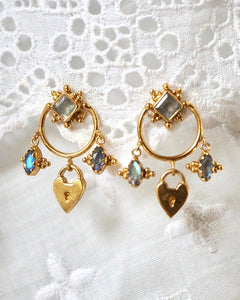 Almost Feelings Earrings - Pre-Order Earrings Monsieur Blonde Jewels
