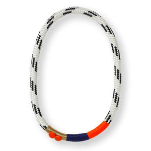 Aperol Necklace Necklace Pichulik