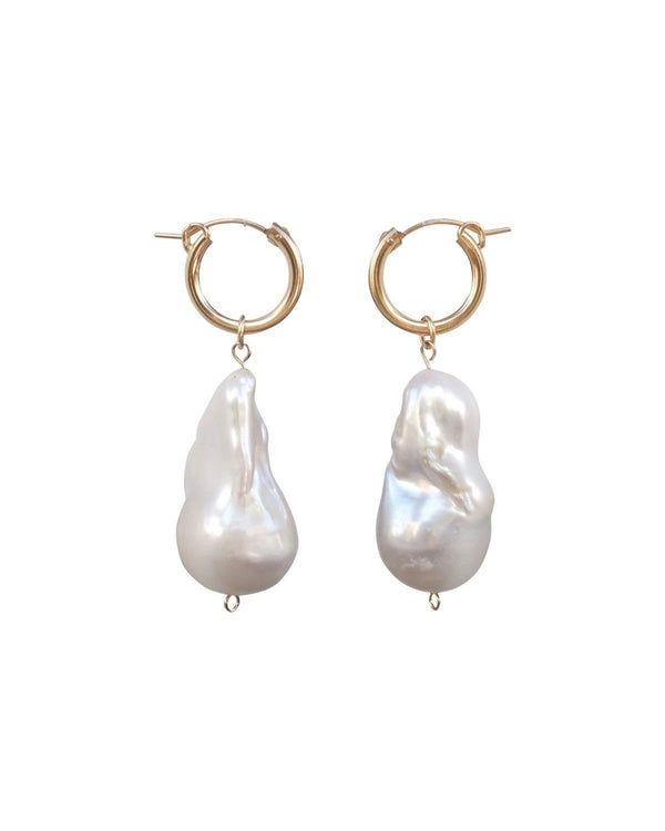 Aphrodite Baroque Pearl Earrings Earrings S-kin Studio