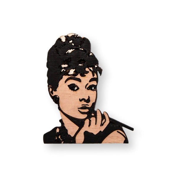 Audrey Pin Brooch Yes Please!