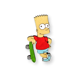 Bart Pin Brooch Yes Please!
