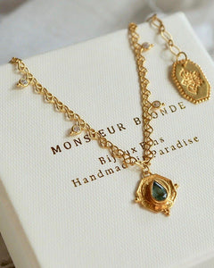 Cant Explain Necklace Necklace Monsieur Blonde Jewels