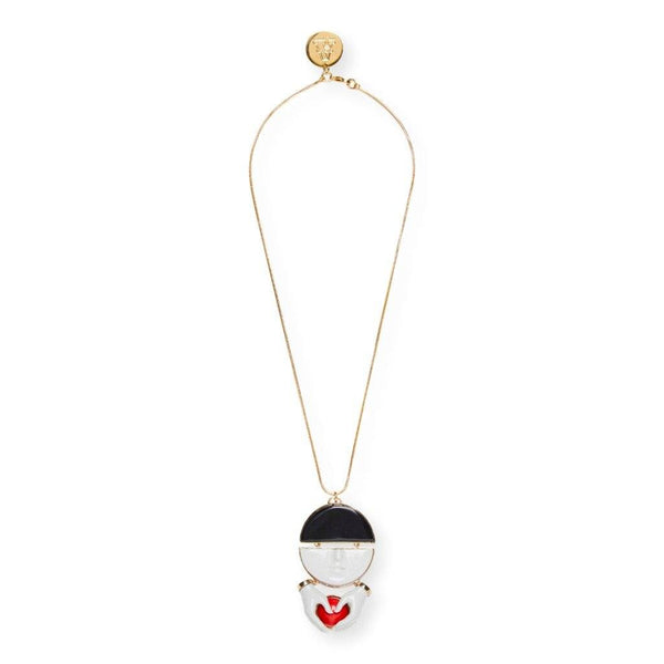 Character I Necklace Necklace Andres Gallardo