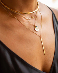 Double Dash Choker Necklace Soko