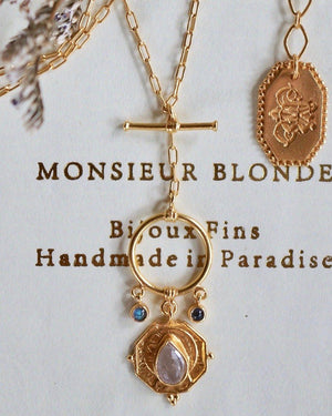 Every Night Necklace Monsieur Blonde Jewels